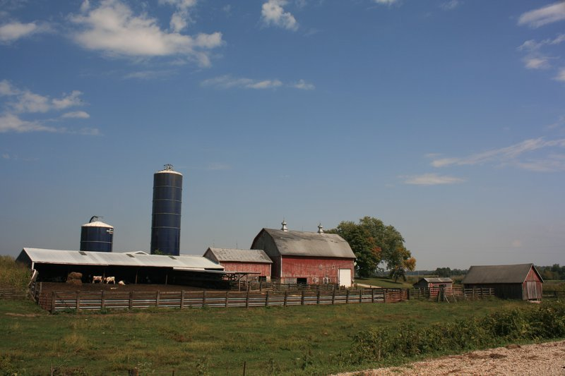 Iowa countryside usa travellerspoint travel photography Usa countryside pictures