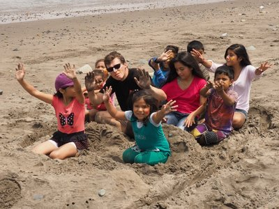 Yo cuido mi playa - Otra Cosa