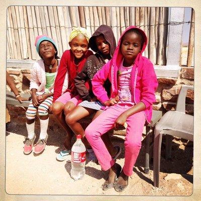 Local Girls (Namibia)