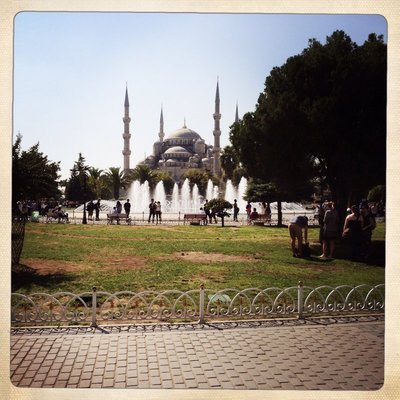 Blue Mosque (Istanbul)