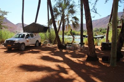 Camp Site (Namibia)