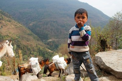 Nepalese Child