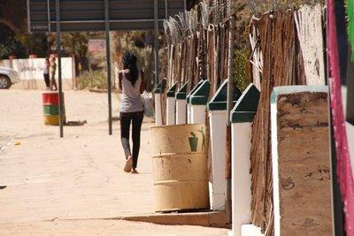 Local Girl (Namibia)