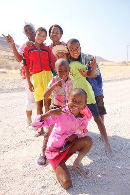 Local Family (Namibia)