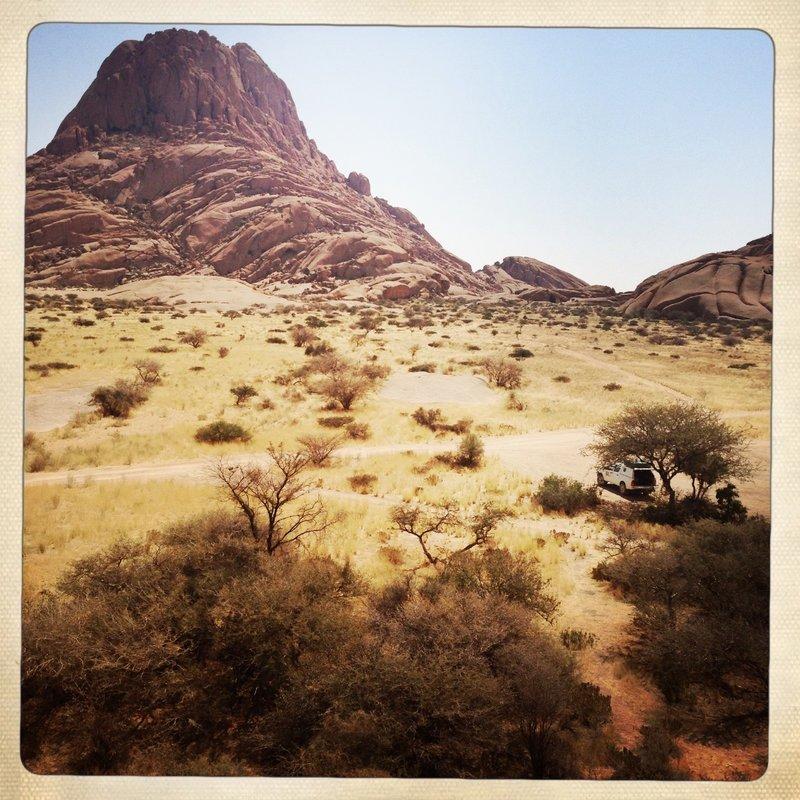 Erongo Mountains (Namibia)