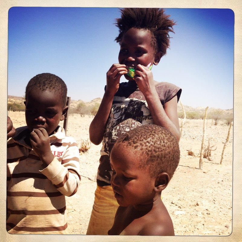 Local Kids (Namibia)