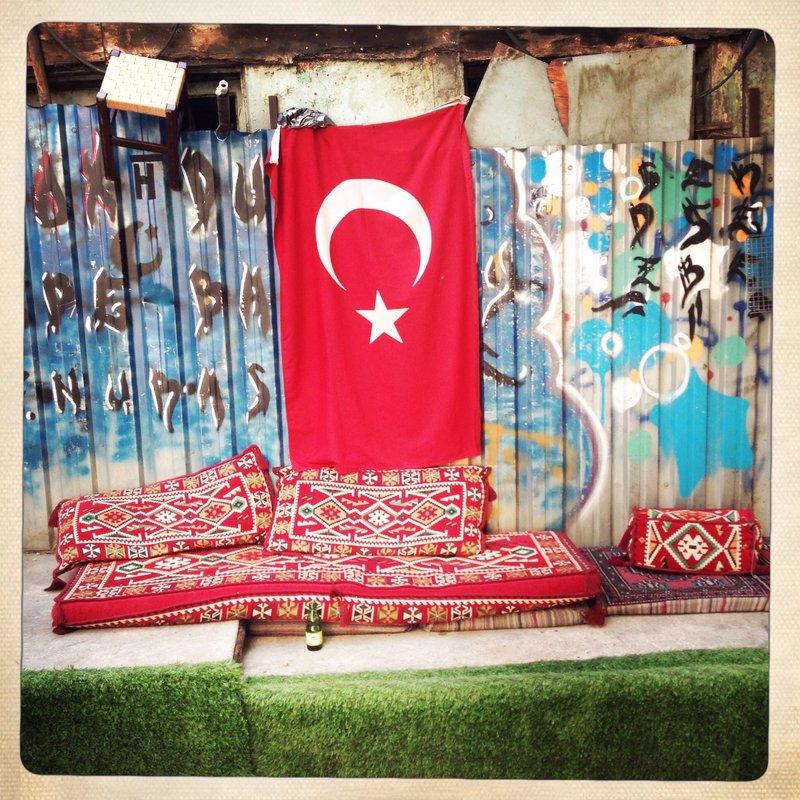 Turkish Flag (Istanbul)
