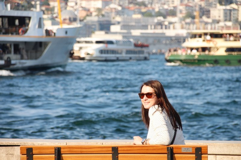 Little break on the Bosporus (Istanbul)