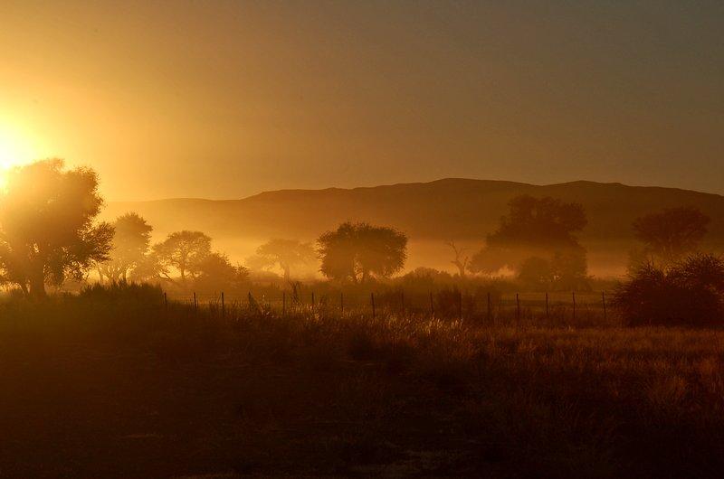 Sunrise at Sessrium