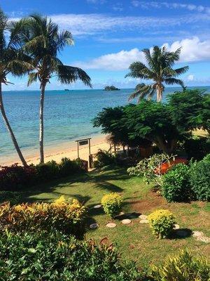 Coconut Grove, Tavenui Island Fiji
