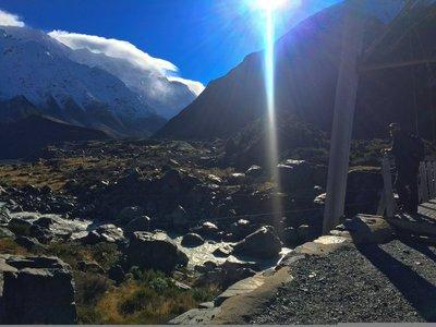 Hooker Valley Track, Mt Cook3