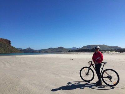 Vicotry Beach Trail, Otago Penninsula 9