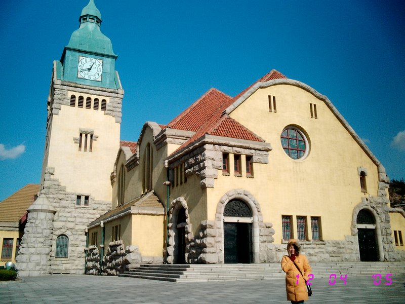 Qingdao Church 2
