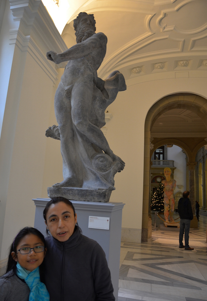 At the Bode Museum on Museum Island (many great museums at one convenient location).