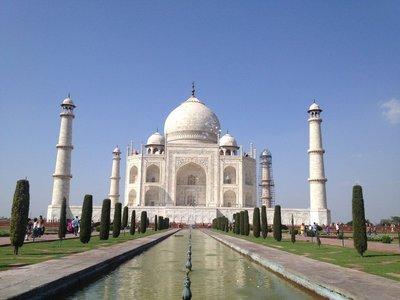 Great Taj Mahal