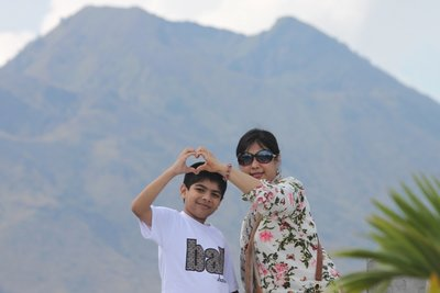 Love in Kintamani