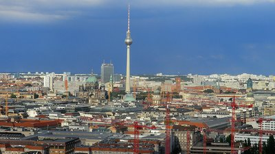 TV Tower and Berlin