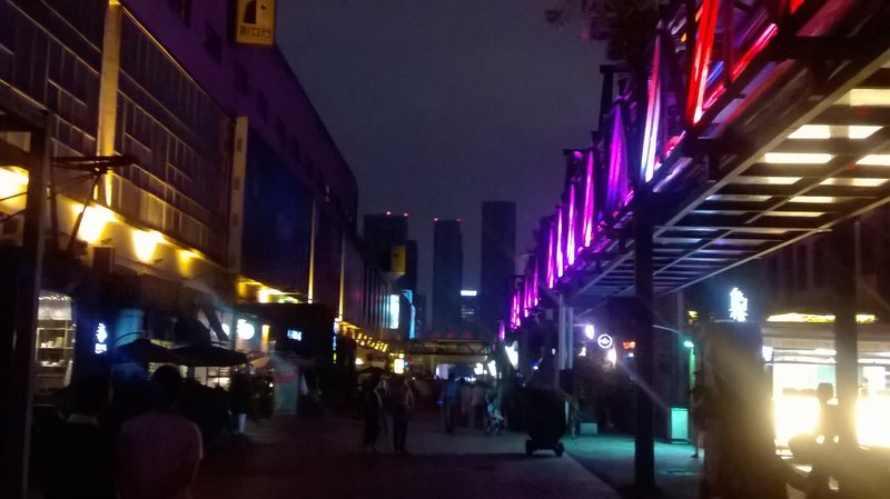 Chengdu night