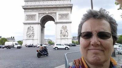 Arc De Triomphe 2015