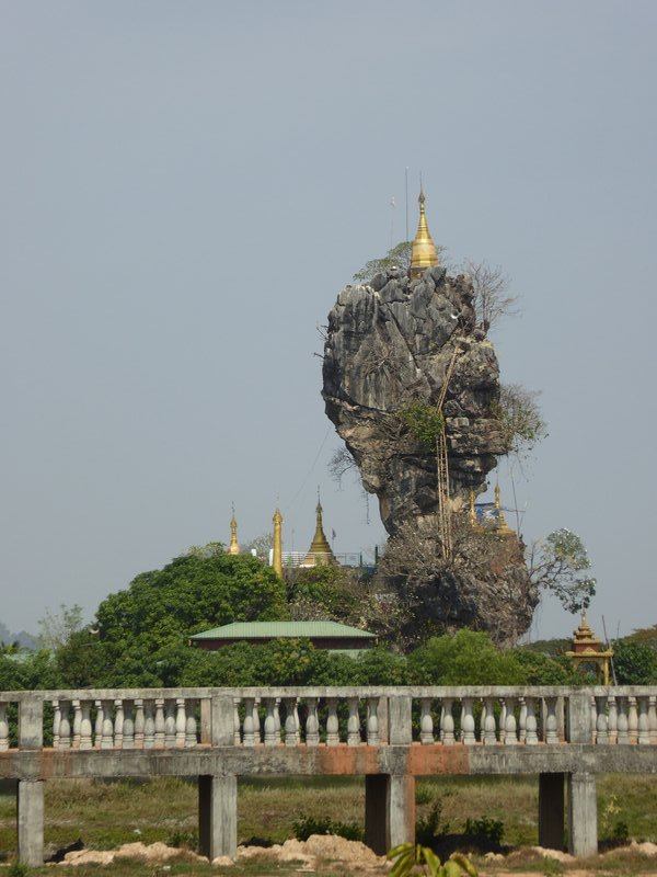 Mushroom Temple