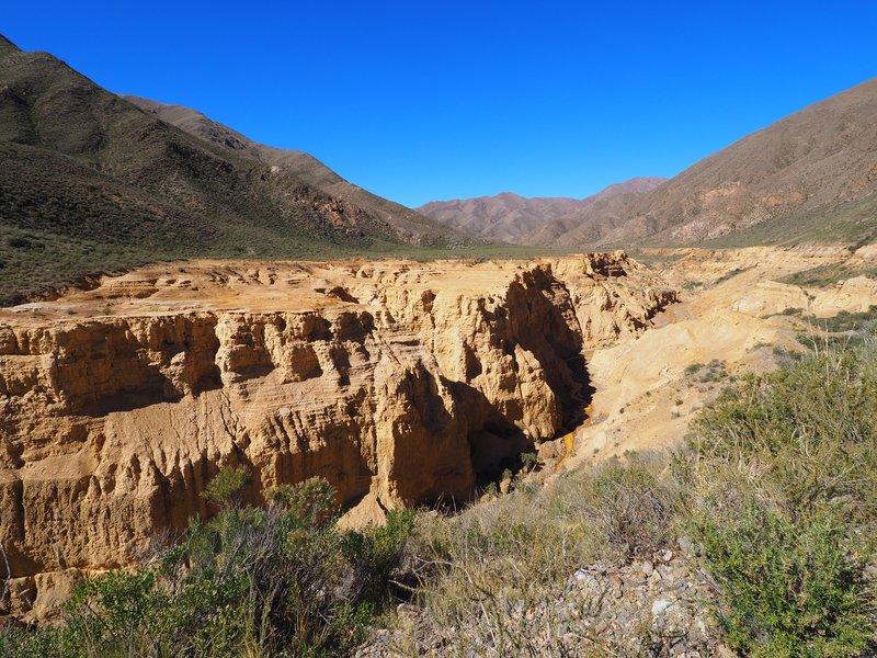 Ochre Canyon