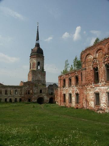 Monastery of St. Nicholas at Radovicy 3