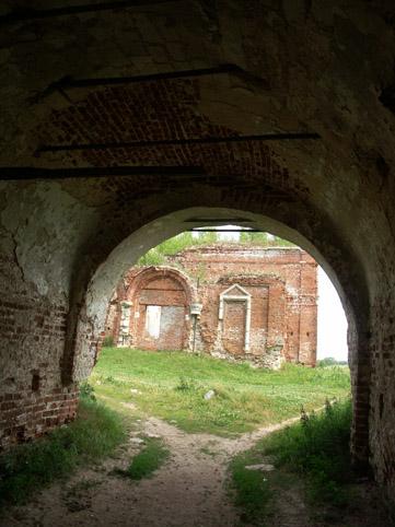 Monastery of St. Nicholas at Radovicy 5