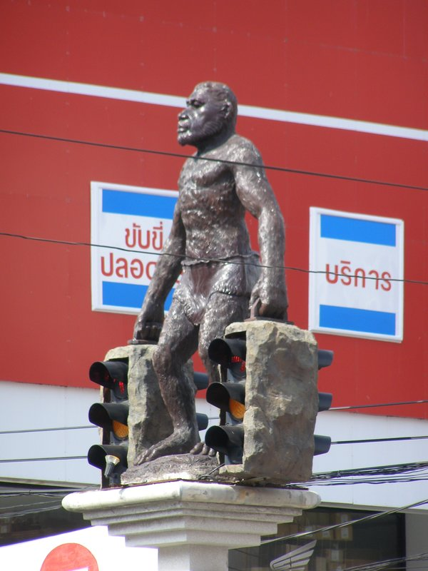Krabi, traffic lights