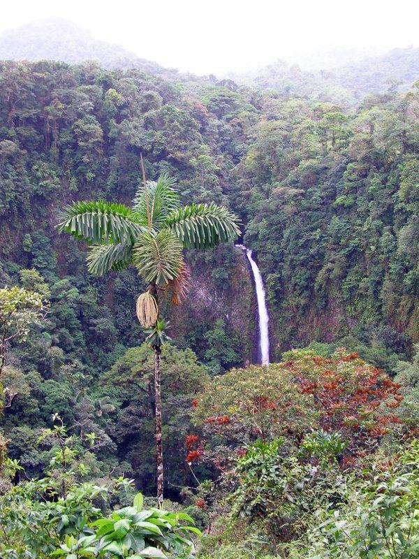 Waterfall, La Fortuna