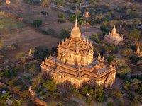 Pagoda, Bagan