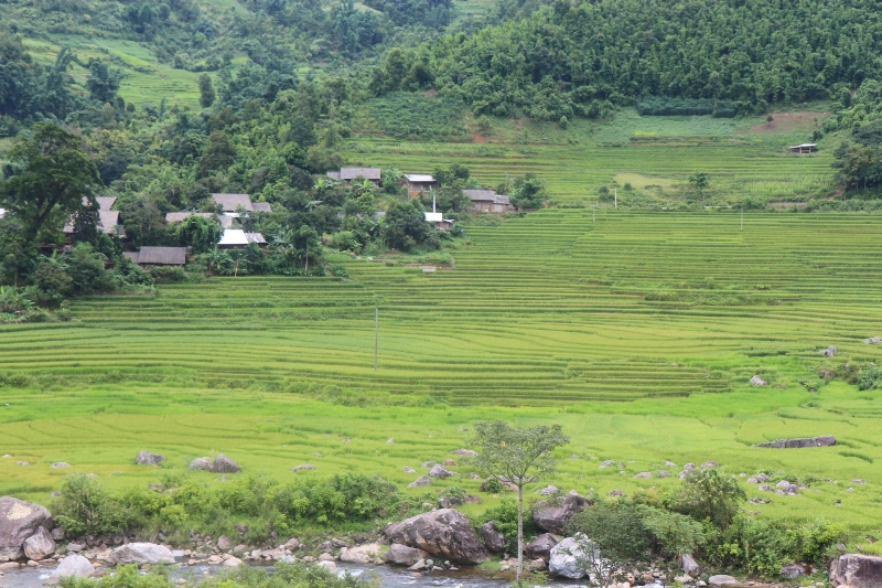 Lao Chai - Ta Van village