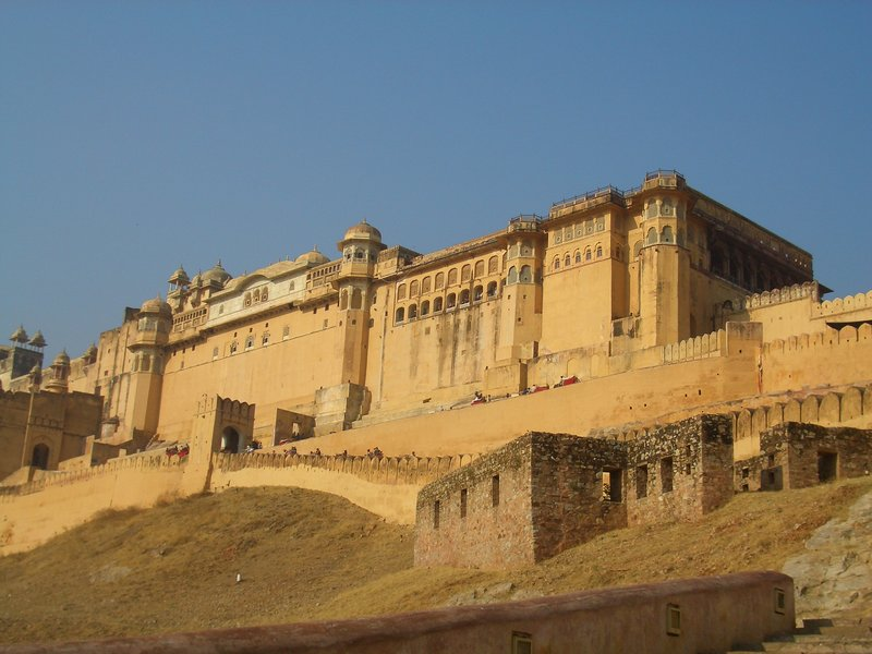 AmberFort Outside 03