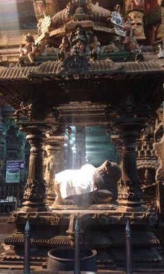 Day 11 Madurai Meenakshiamman Temple evening visit