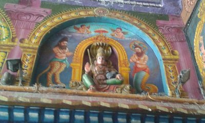 Day 11 Madurai Meenakshiamman Temple detail 5