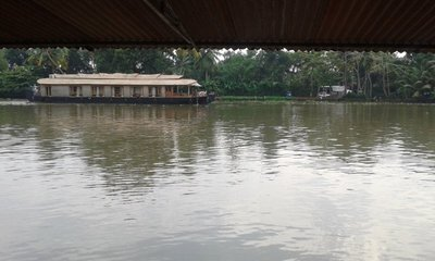 Day 13. Houseboat Kerala Backwaters