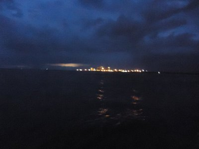 Day 1. Arabian Sea, Kochi
