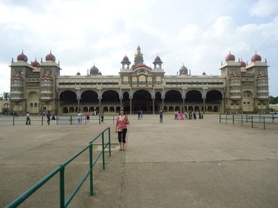 Day 6. Mysore Palace (front)