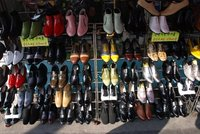 Seoul -fancy shoes