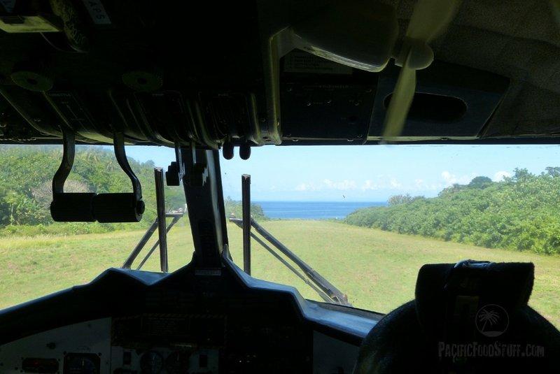 takeoff flight air vanuatu