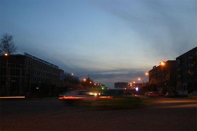 Shymkent street
