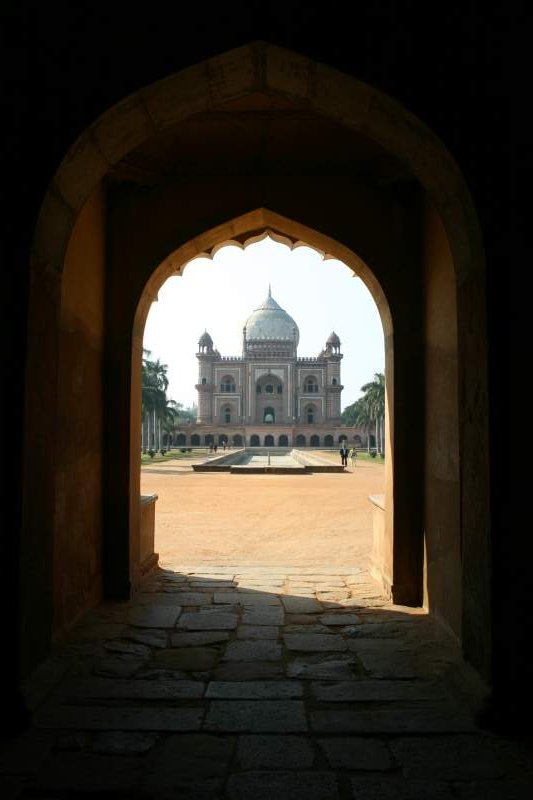 Safdarjangs Tomb