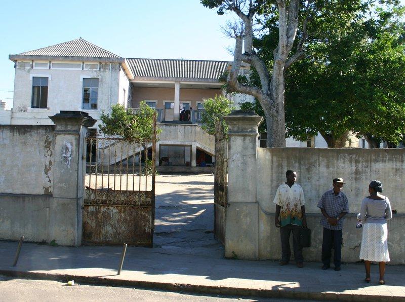 Inhambane Street