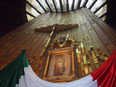 La Virgen de Guadaloupe