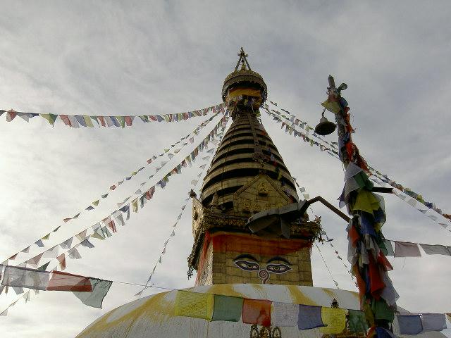 Monkey Temple, Syambhunath, Kathmandu