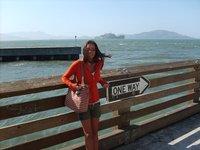 One way to Alcatraz