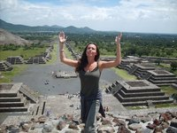 Capturing energy at Teotihuacan