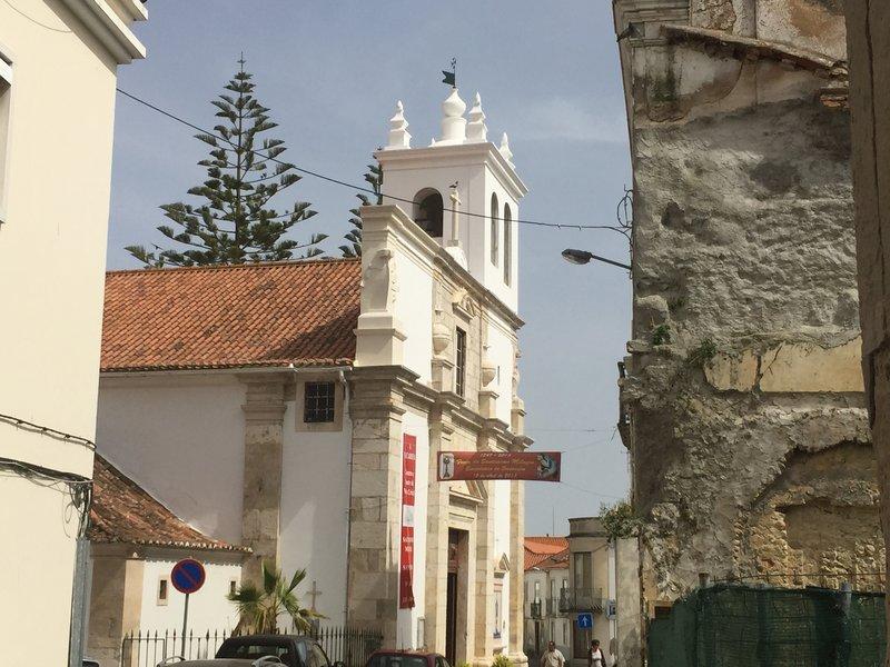 Church of the Bleeding Host at Santorem