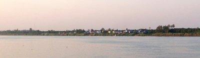 Mekong sth' of Phnom Penh