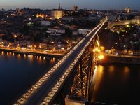 Porto, D. Luis bridge