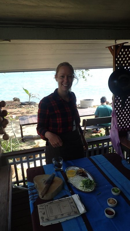 Smile cooking class, Koh Mak